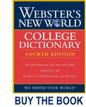 Webster's New World College Dictionary, 4th Edition